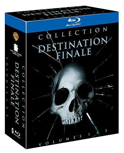 Coffret Blu-ray Collection Destination Finale - Les 5 Films