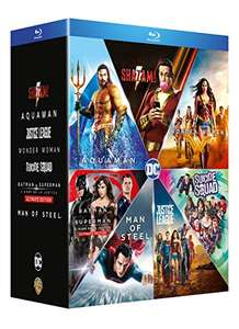 Blu-ray DC Extended Universe - Collection 7 films
