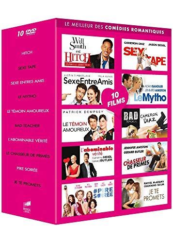 10 DVD Le Meilleur des comédies romantiques