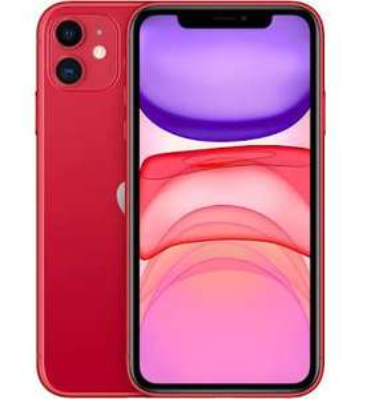 "Smartphone 6.1"" Apple iPhone 11 - 128 Go (759€ avec le code BF12100)"