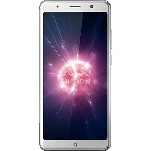 Smartphone Echo Fusion - Argent (via carte de fidélité Leclerc +25€ en carte cadeau)