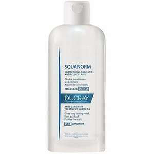 Shampooing Ducay Squanorm Traitant Pellicules Sèches 200ml (paraselection.com)