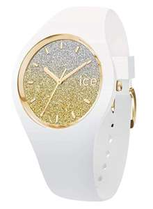 Montre Femme Ice-Watch Ice Lo White Gold - 34 mm