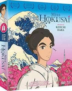 Blu-ray + DVD Miss Hokusai Édition Collector