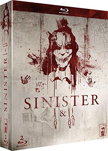 Coffret Blu-ray Sinister 1 & 2