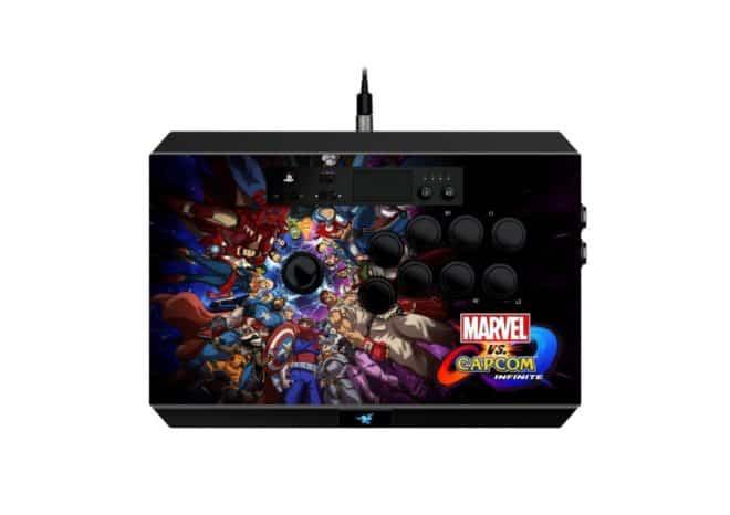 Stick Arcade Razer Panthera édition Marvel vs Capcom Infinite (Belgique)
