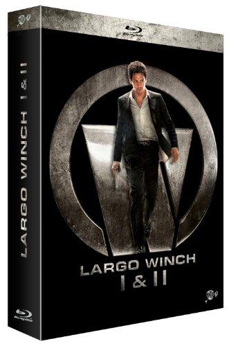 Coffret 2 BluRay 3D Largo Winch 1 + Largo Winch 2