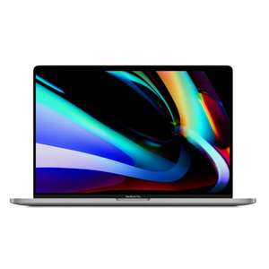 "PC portable 16"" Apple MacBook Pro - 16 Go de RAM, 512 Go en SSD, Radeon Pro 5300M"