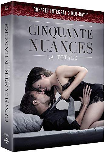 Blu-Ray Cinquante Nuances - L'intégrale 3 Blu-Ray