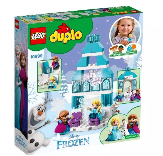 Lego Duplo 10899 - Le château de la Reine des neiges