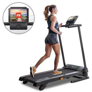 Tapis de course motorisé Klarfit Treado Advanced 2.0 - Bluetooth (Vendeur tiers)