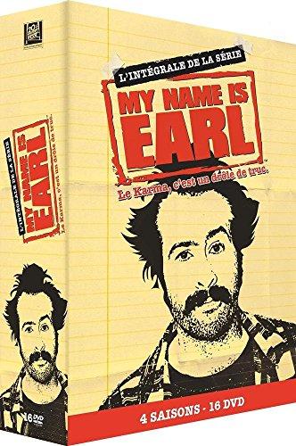 Coffret DVD My Name is Earl (Édition Limitée) - L'intégrale des saisons 1 à 4
