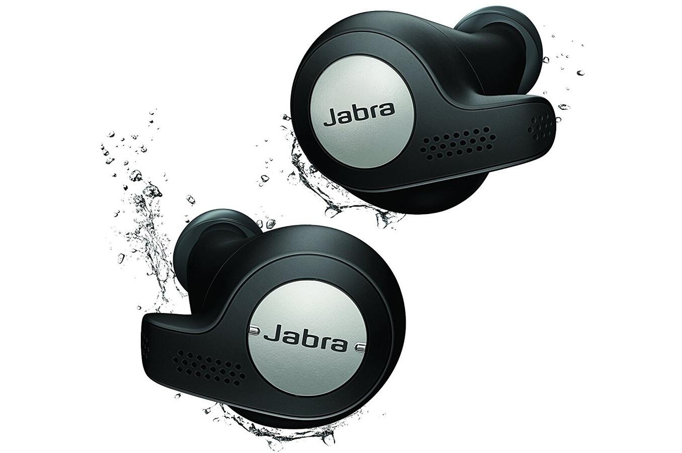 Ecouteurs Bluetooth Jabra Elite Active 65T - Plusieurs coloris (111.79€ avec le code CYBMO1460)