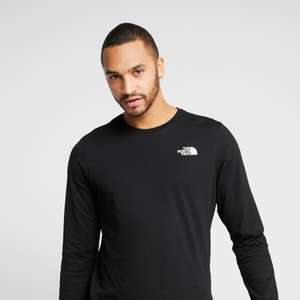 T-shirt à manches longues The North Face Stanted Logo