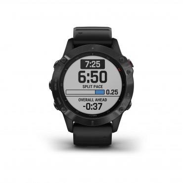 Montre GPS Garmin Fenix 6 Pro Gray - Noir