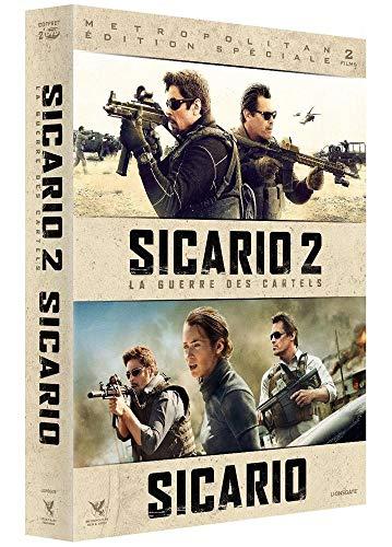 DVD Sicario 2 : La Guerre des Cartels