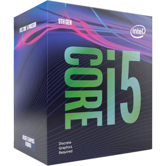 Processeur Intel i5-9400F - 2,9/4,1 GHz- Socket 1151