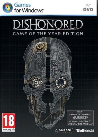 Dishonored Goty Edition: Le jeu + Tous les DLC sur PC