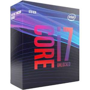 Processeur Intel Core i7 9700K Coffee Lake R - LGA1151 (Frontaliers Suisses)
