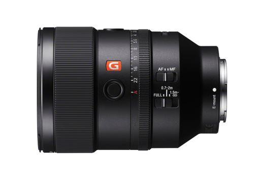 Objectif focal fixe Sony Optique G Master FE 135 mm f/1.8 GM Noir (+160€ en Fidélité pour les Adhérents)