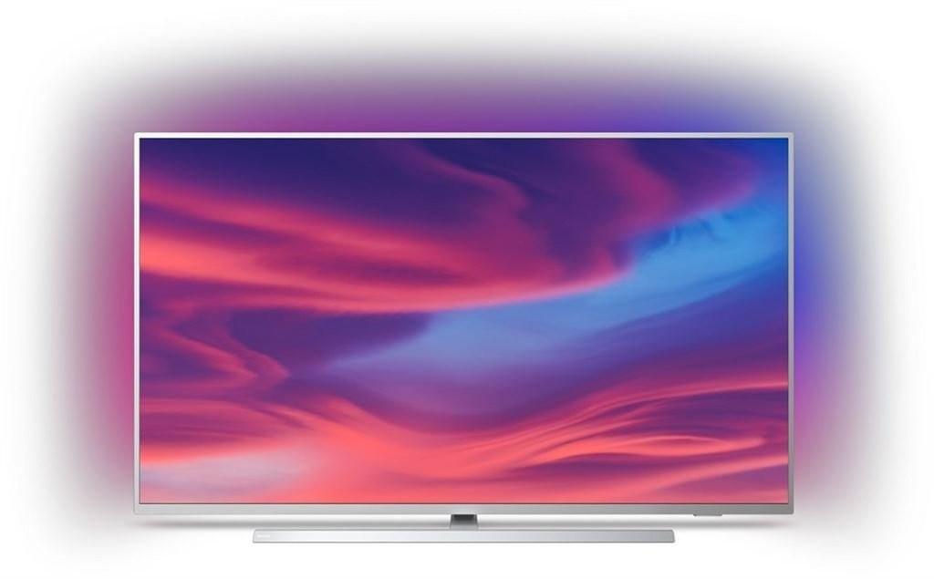 "TV 65"" Philips 65PUS7304 - 4K UHD, LED, Dolby Vision, Ambilight 3 côtés"