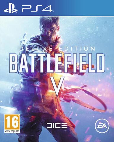 Battlefield V - Édition Deluxe sur PS4