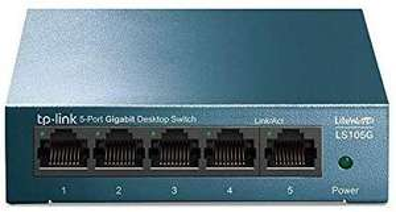 Switch Ethernet TP-Link LS105G - Gigabit 5 ports metallique