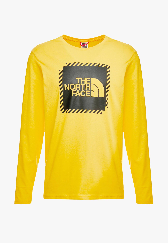 T-shirt The North Face Stripe Box Tee à Manches Longues - Tailles au choix
