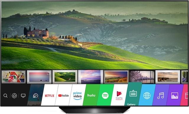 """TV 65"""" LG OLED65B9 - 4K UHD, OLED, Smart TV (Frontaliers Suisse)"""