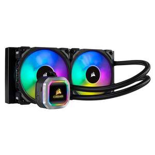 Kit Watercooling Corsair Hydro Series H100i RGB Platinum - 240mm