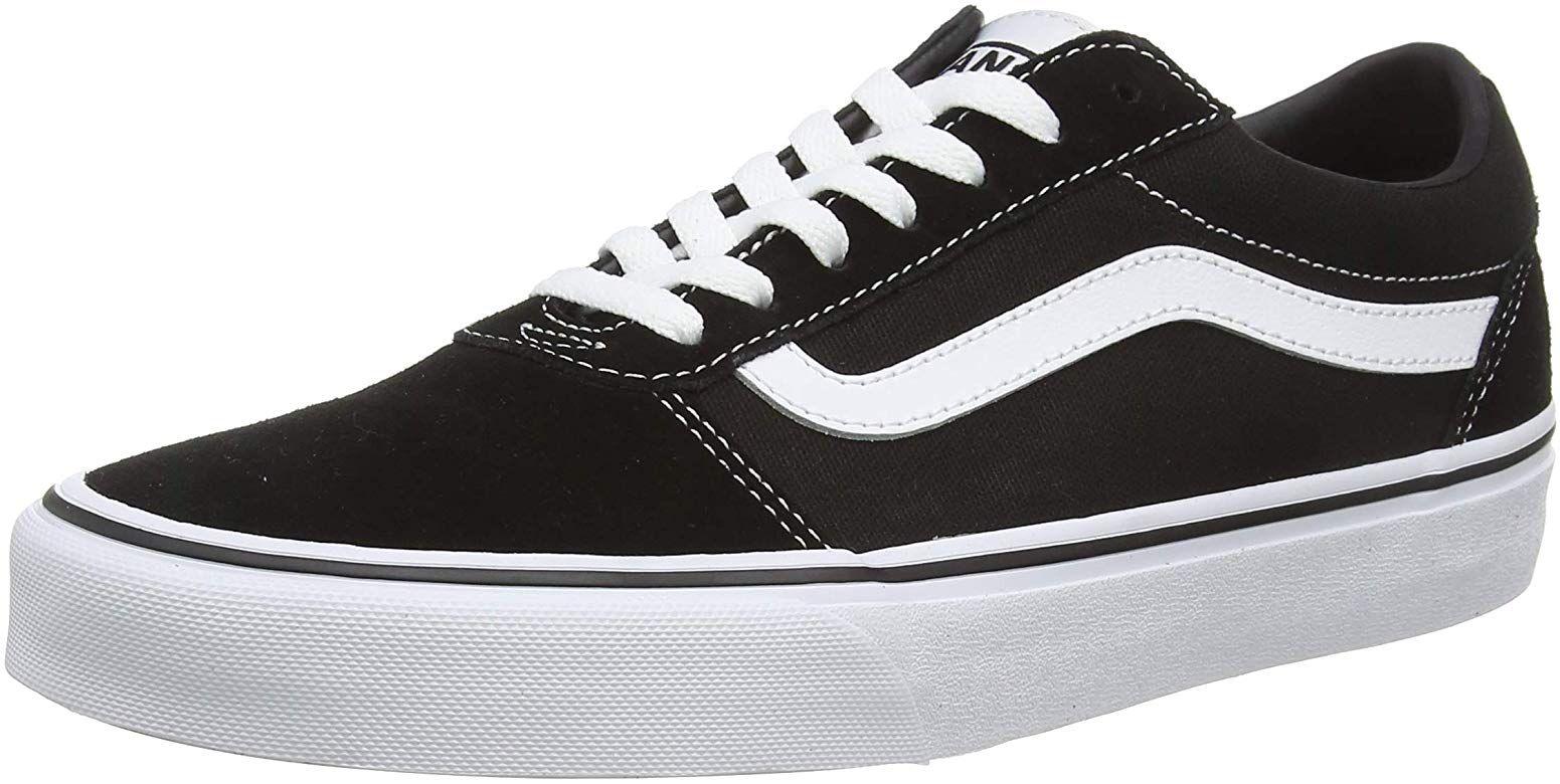 Sneakers Vans Ward Suede/Canvas pour Hommes - Tailles au choix à partir de 36,02€