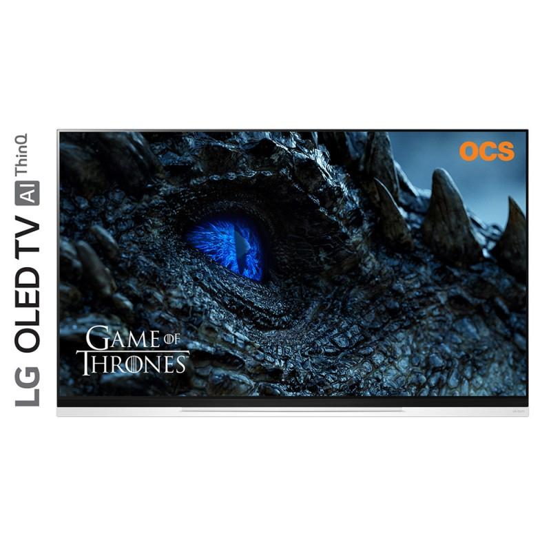 """TV 55"""" LG OLED55E9 - 4K UHD"""