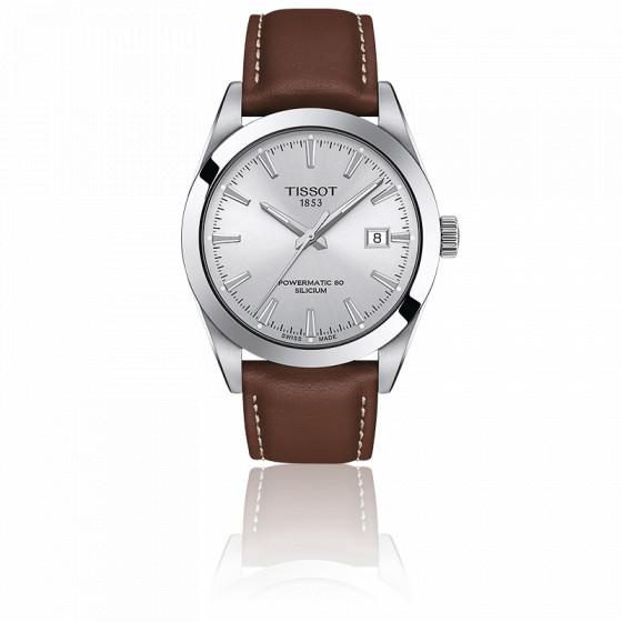 Montre Tissot Gentleman Powermatic 80 Silicium T127.407.16.031.00