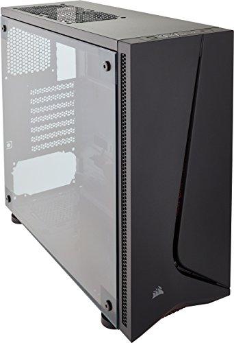 Boîtier PC Gaming Moyen-Tour ATX Corsair Carbide SPEC-05 en Verre Trempé
