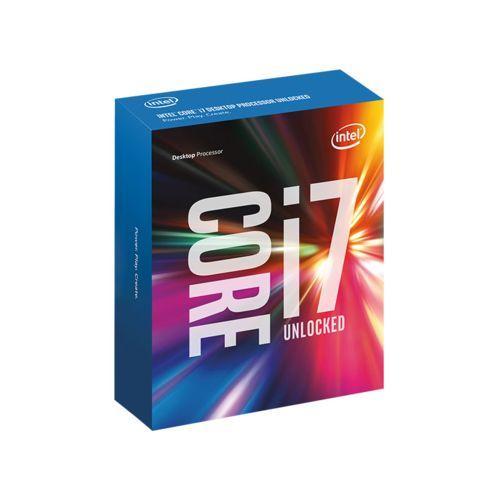 Processeur Intel Core i7-6700K (4.0 GHz) + jeux offerts