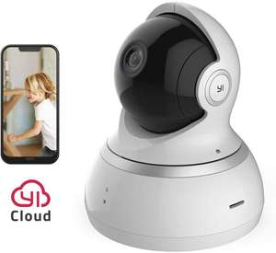 Caméra de surveillance Yi Dome - 1080P (Vendeur tiers)