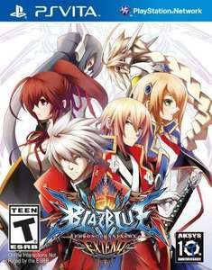 BlazBlue: Chrono Phantasma Extend sur PS Vita