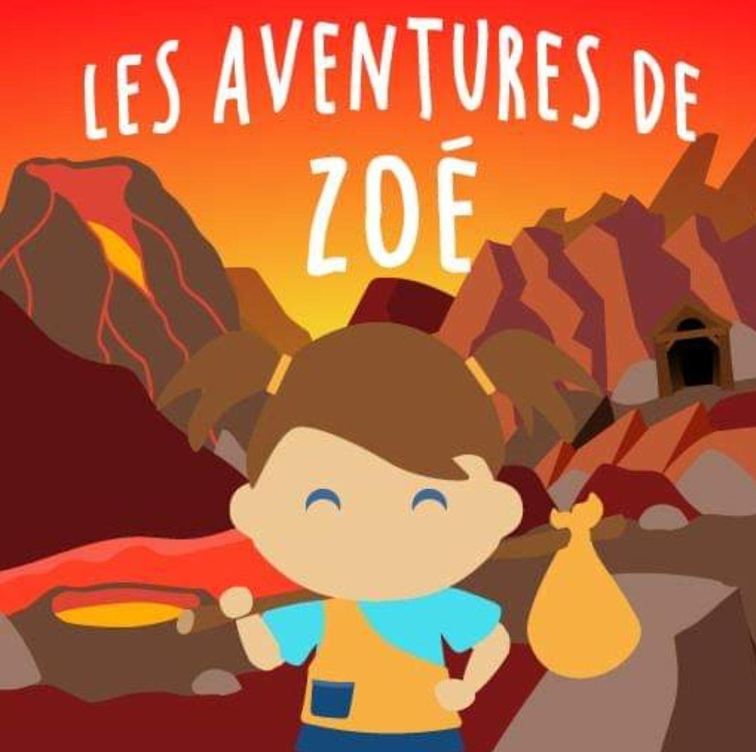 Pack Lunii 12 histoires les aventures de Zoé les 6 royaumes offert