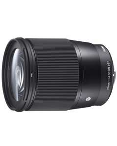 Objectif Sigma 16 mm F1,4 DC DN Contemporary - Monture Sony