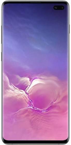 """Smartphone 6.4"""" Samsung S10+ - Double SIM, 128 Go, Noir prisme (659.12 avec le code BF12100)"""