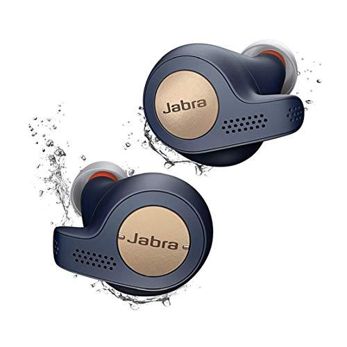 Écouteurs sans-fil Jabra Elite Active 65t - Bluetooth (Plusieurs coloris)