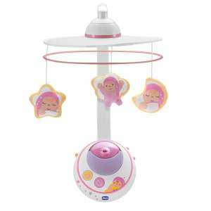 Mobile Chicco Double Projection Frist Dreams