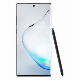 """Samsung 6.8"""" Galaxy Note 10+ - Double SIM, 256 Go, Noir (vendeur tiers)"""