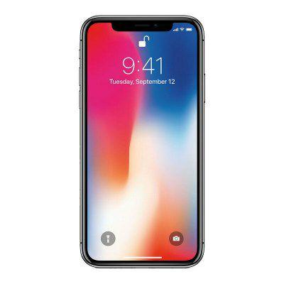 """Smartphone 5.8"""" Apple iPhone X - 256 Go (Occasion - Modèle d'exposition) - Vendeur tiers"""