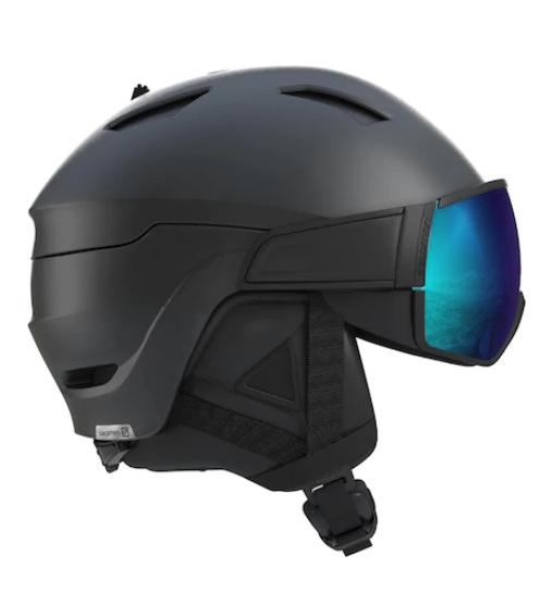 Casque de Ski Salomon Driver S avec masque - Taille S, M ou L (Frontaliers Suisse)