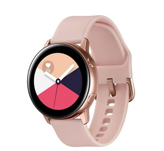 Montre connectée Samsung Galaxy Watch Active 1 - Rose Gold, 40mm