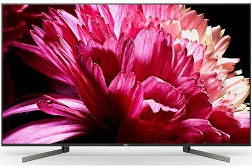 """TV 55"""" Sony KD-55XG9505 - 4K UHD (Frontaliers Suisse)"""