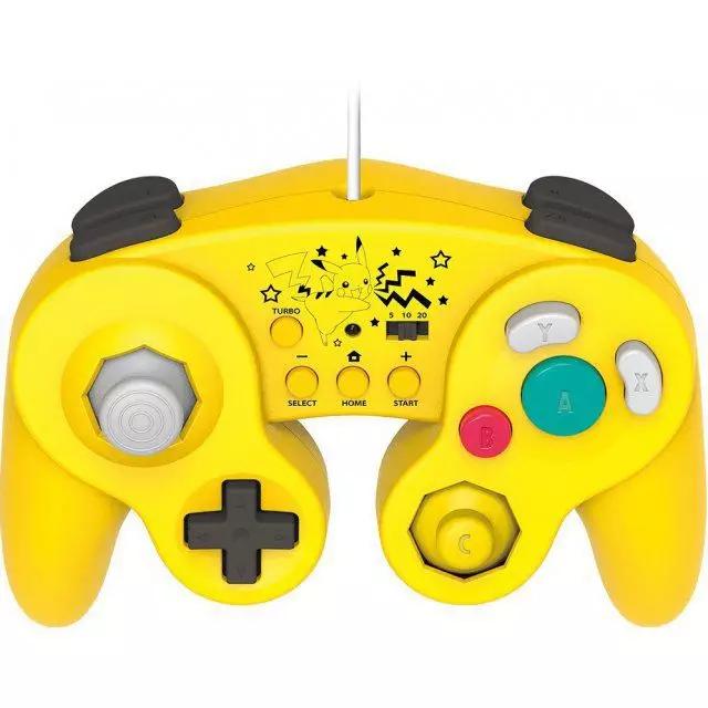 Manette Hori Pikachu Wii U