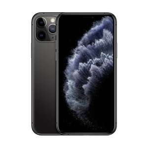 """Smartphone 5.8"""" Apple iPhone 11 Pro (MWC22ZD/A) - Gris sidéral (Frontalier Suisse)"""