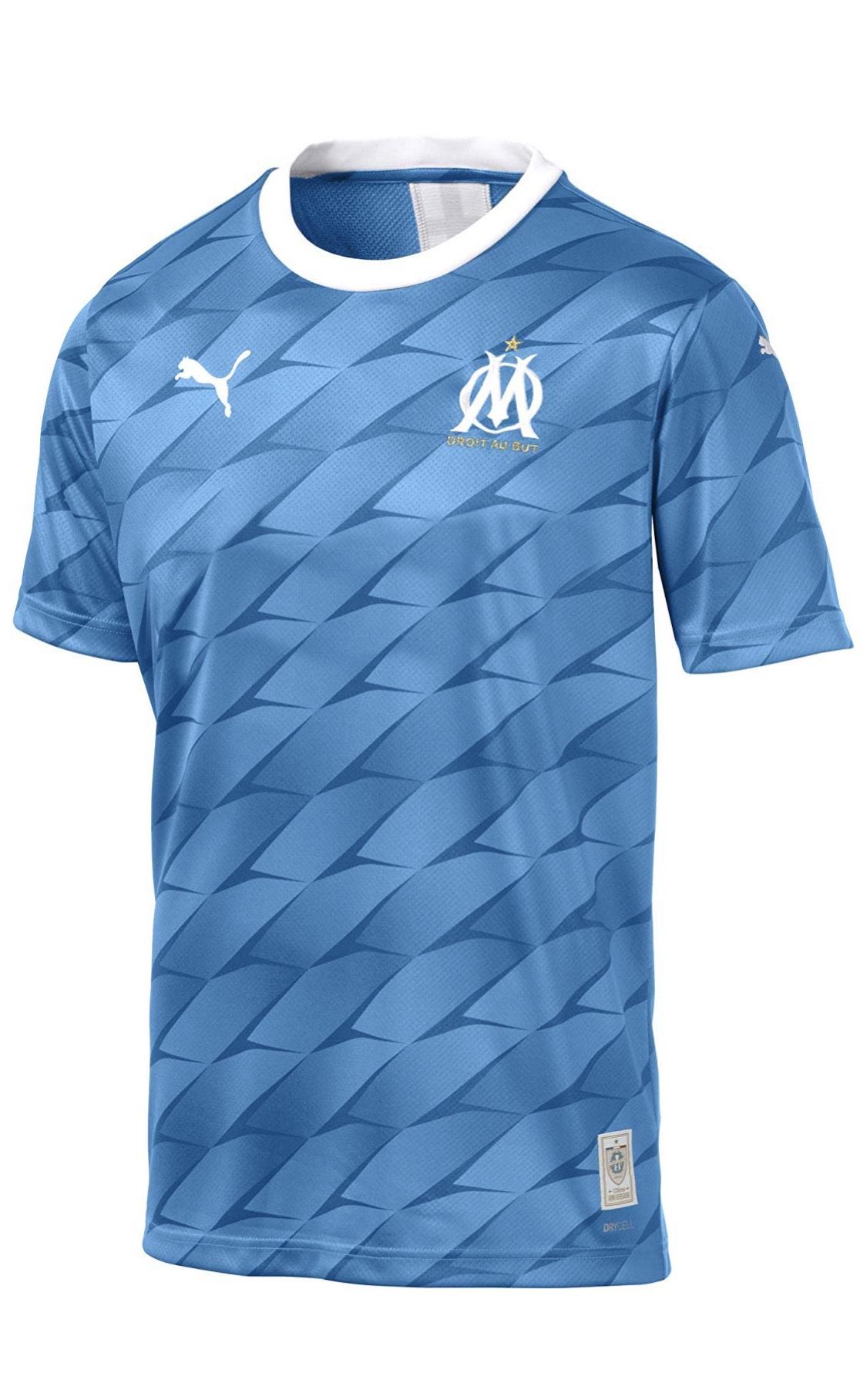 Maillot Homme Puma Olympique de Marseille Extérieur - Saison 2019/2020